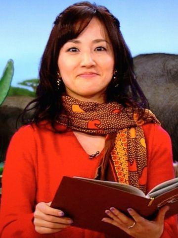 ナレーションの首藤奈知子アナ。とっても上手です(残念ながら既婚)
