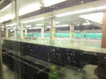 上野駅です