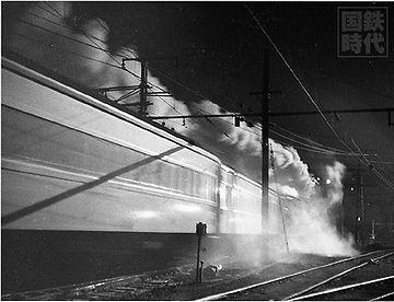 夜汽車の夢