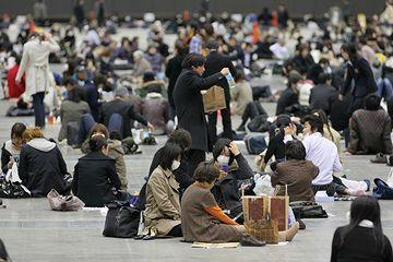 3.11。東日本大震災。