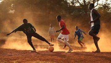 サッカーってのは、貧困層のスポーツなわけよ