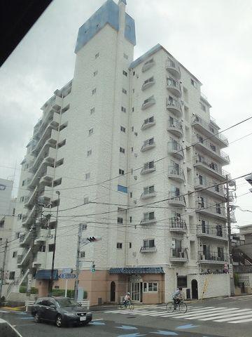 昭和レトロなマンション