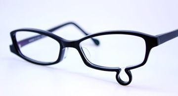 オーダーメイド、涙付きメガネ