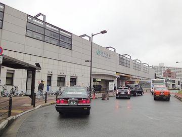 JR常磐線『南千住駅』