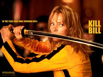 『Kill Bill Vol.1(2003年)』