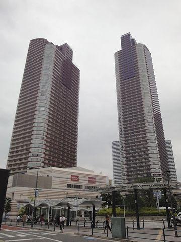 武蔵小杉のタワーマンション