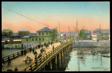大正時代の五条大橋