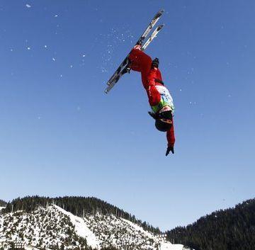 わたし、スキーするから