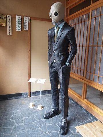 岩室温泉(新潟市)のとある旅館にて