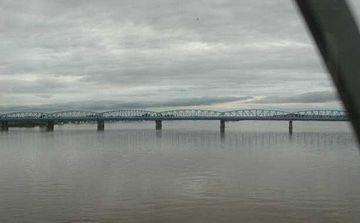 阿賀野川の河口を白新線で渡ったことがあります