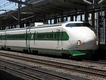 新幹線で2時間なので……