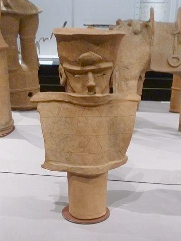 近代的な埴輪