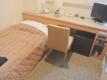 水月ホテルのシングル
