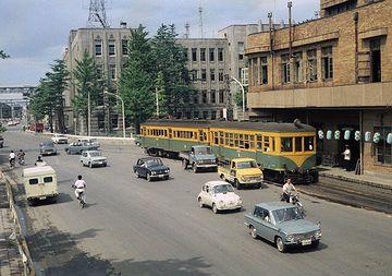 新潟交通の路面電車