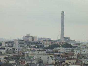 塔のように見えるのは、煙突ですかね?