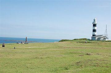 入道崎・灯台
