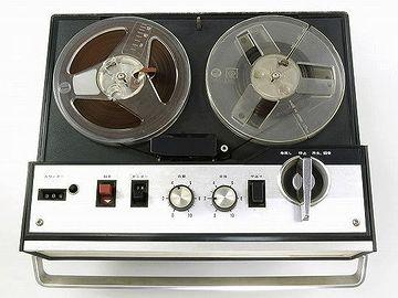 例えば、録音機とか