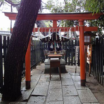 『蛇松明神社』お社
