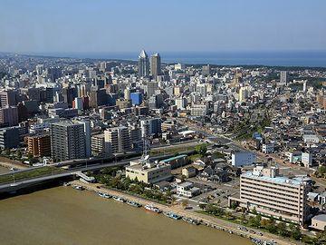 10月の新潟市