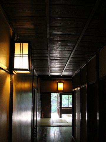 京都島原に残る揚屋『角屋(すみや)』