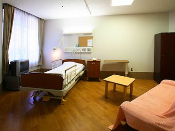 『JA高知病院』の特別室