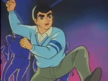 ゴーゴーを踊る星飛雄馬