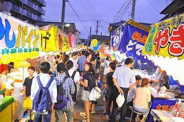 新潟市の『蒲原祭り』