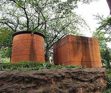 『大森貝塚遺跡庭園(東京都品川区)』のトイレ