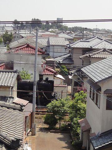 本日の『ばんえつ物語号』