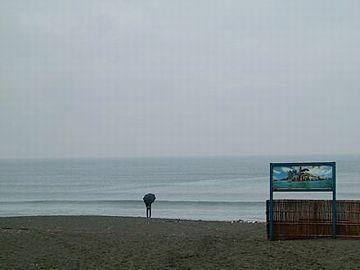 ♪今はもう秋 誰もいない海