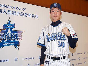 日本文理からベイスターズに入団した飯塚投手