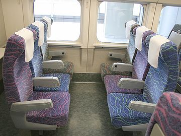 3列席が回転させられる可能性
