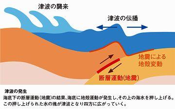 津波ですね
