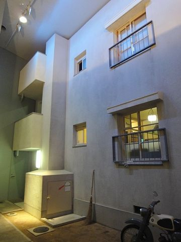 『松戸市立博物館』の『常盤平団地』の展示は見事