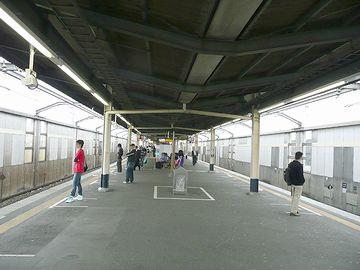 京葉線『新木場駅』