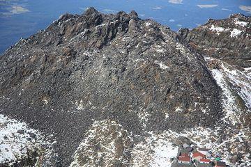 鳥海山溶岩ドーム
