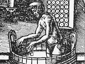 アルキメデスのお風呂