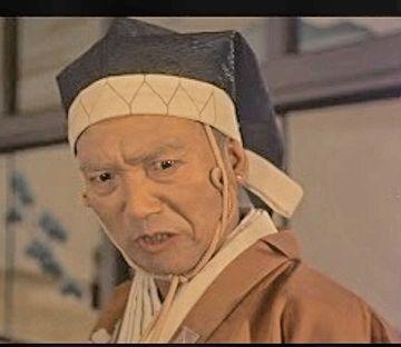 月形龍之介演じる吉良上野介
