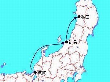 日本海航路殺人事件