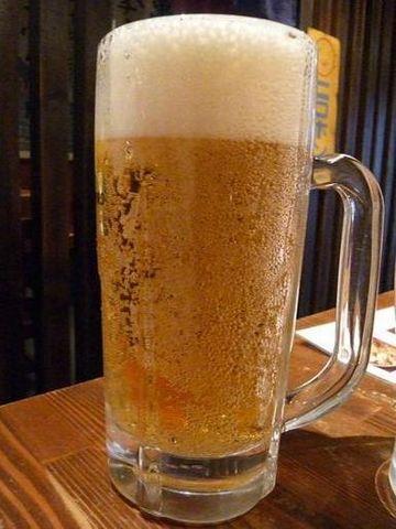 ビール飲むんでしょ