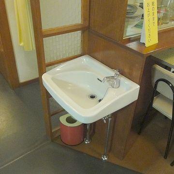 洗面台の位置