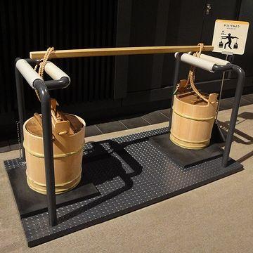 一昨年行った『江戸東京博物館』。疲れたけど楽しかった。