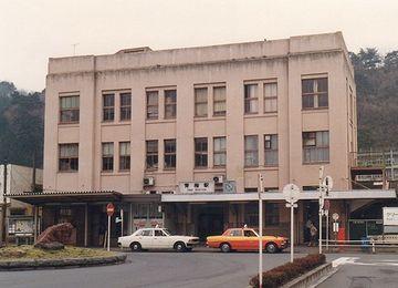 昭和58(1983)年の『青梅駅』