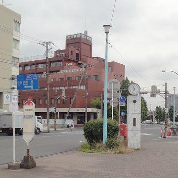 川崎大師駅の反対方向