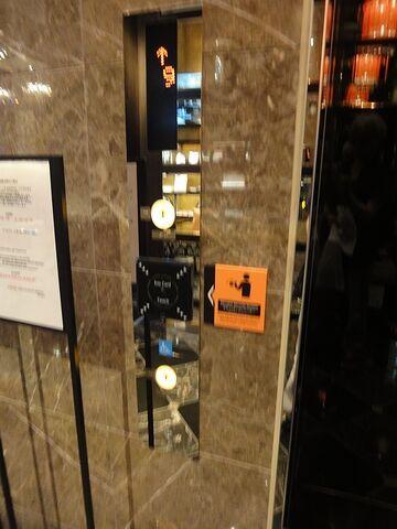 エレベーターですかね?