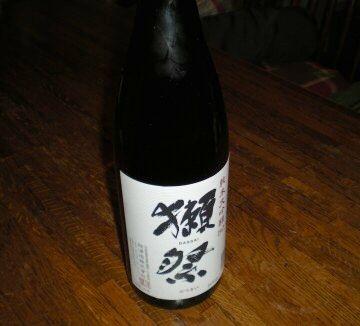 旭酒造(山口県岩国市)の『獺祭(だっさい)』
