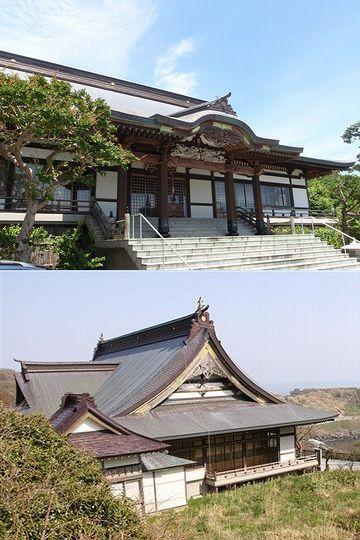 長楽寺と赤神神社