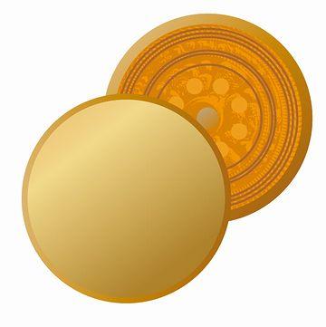 黄金に近い色