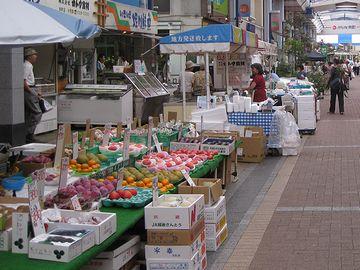 新潟市・本町市場