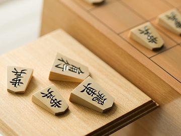 将棋は、取った駒を自分の駒として使えます